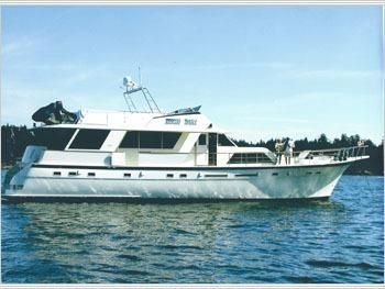 1980 Hatteras Extended Cockpit Motor Yacht