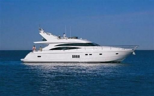 2010 Princess Yachts 62