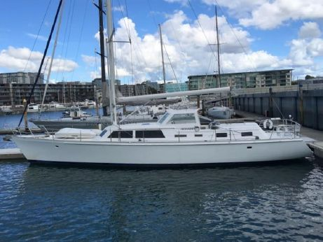 1979 Alan Mummery Cruising Yacht