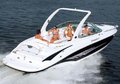 2008 Rinker 296 Captiva Cuddy