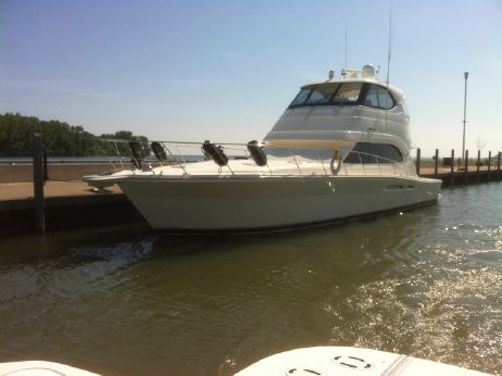 2008 Riviera 51' ENCLOSED FLY BRIDGE