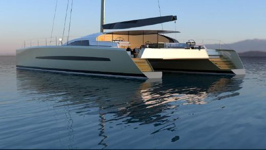 2014 New Build - Sig 80 - Ultra High Performance Luxury Catamaran