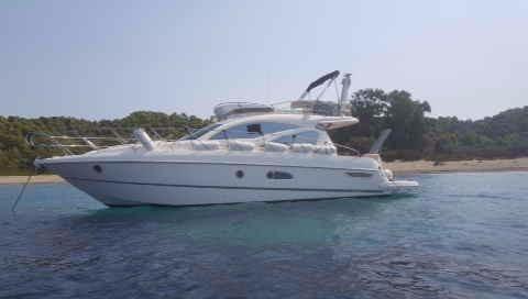 2009 Cranchi Atlantique 43