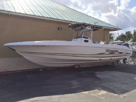 2001 Wellcraft SCARAB