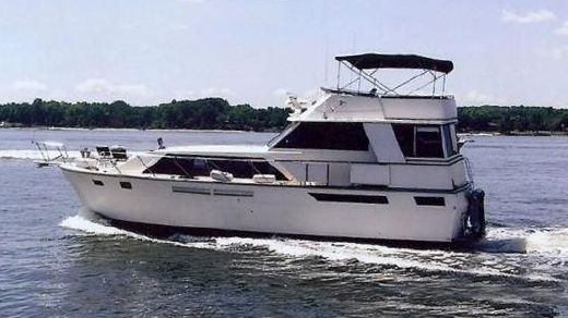 1979 Pacemaker Motor Yacht