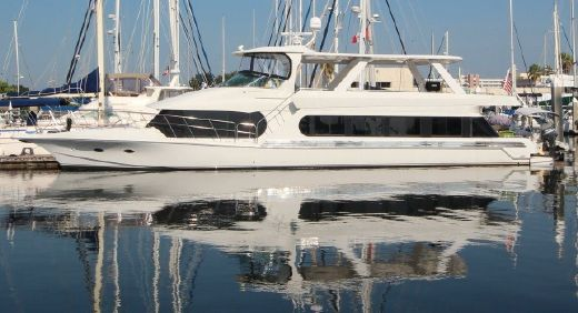 1998 Bluewater Yachts 680