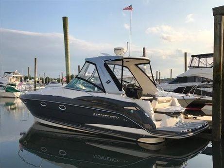 2014 Monterey 340 Sport Yacht