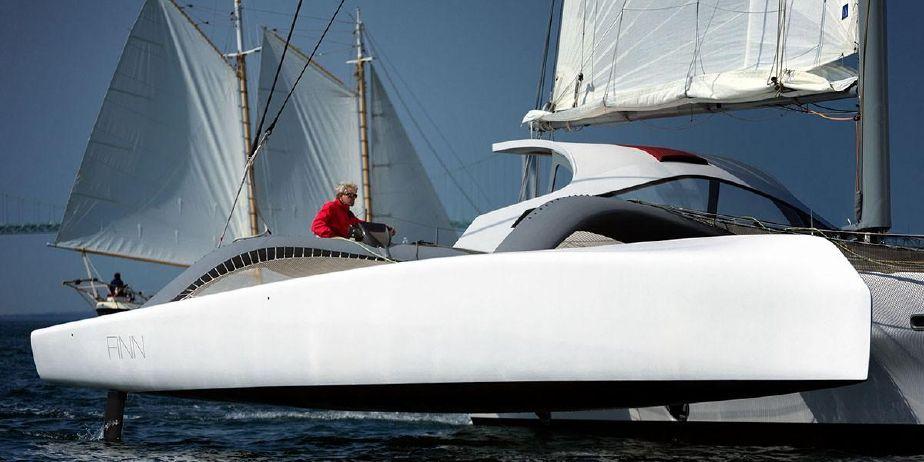 2015 McConaghy Boats Cruising Trimaran Sail Boat For Sale - www