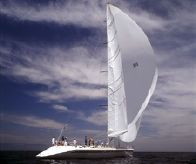 1996 Custom Sailing Super Yacht with Video Tour