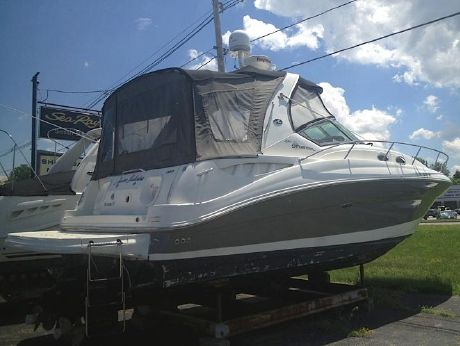 2008 Sea Ray 320 Sundancer (JSS)
