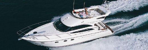 2002 Princess 45 Flybridge