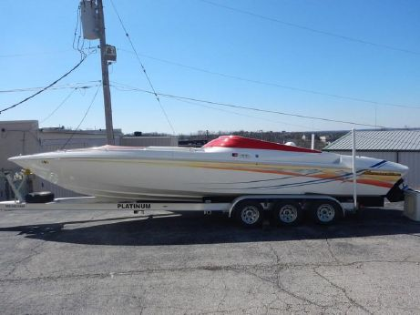 2006 Sunsation 32 Dominator