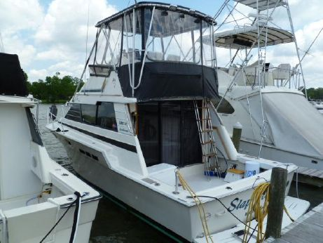 1988 Luhrs 342 Tournament Sportfisherman