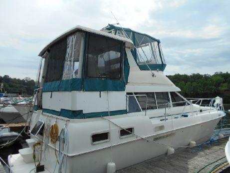 1995 Silverton 34 Aft Cabin Motor Yacht