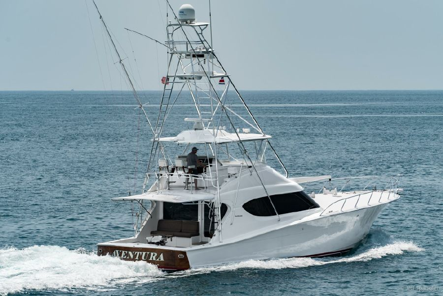 Hatteras 60C Sportfisher for sale in San Diego
