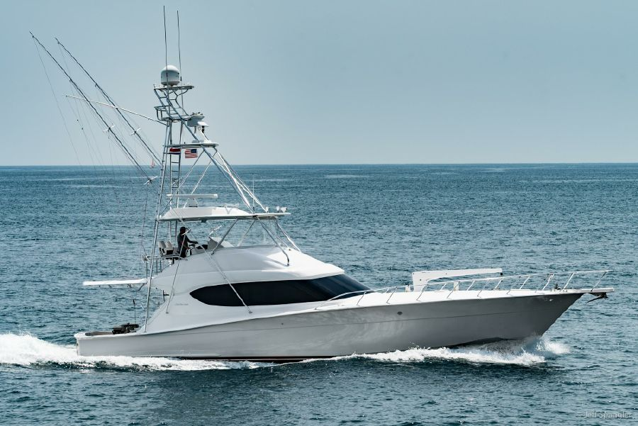 2009 Hatteras 60C for sale in San Diego
