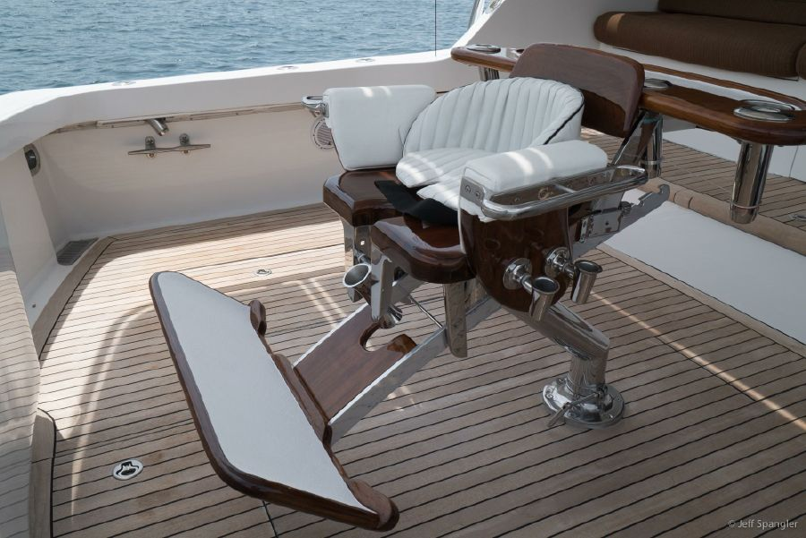 Hatteras 60 Convertible Fighting Chair