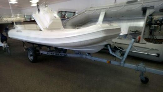 2011 Nautica XP 14 RIB Inboard Jet