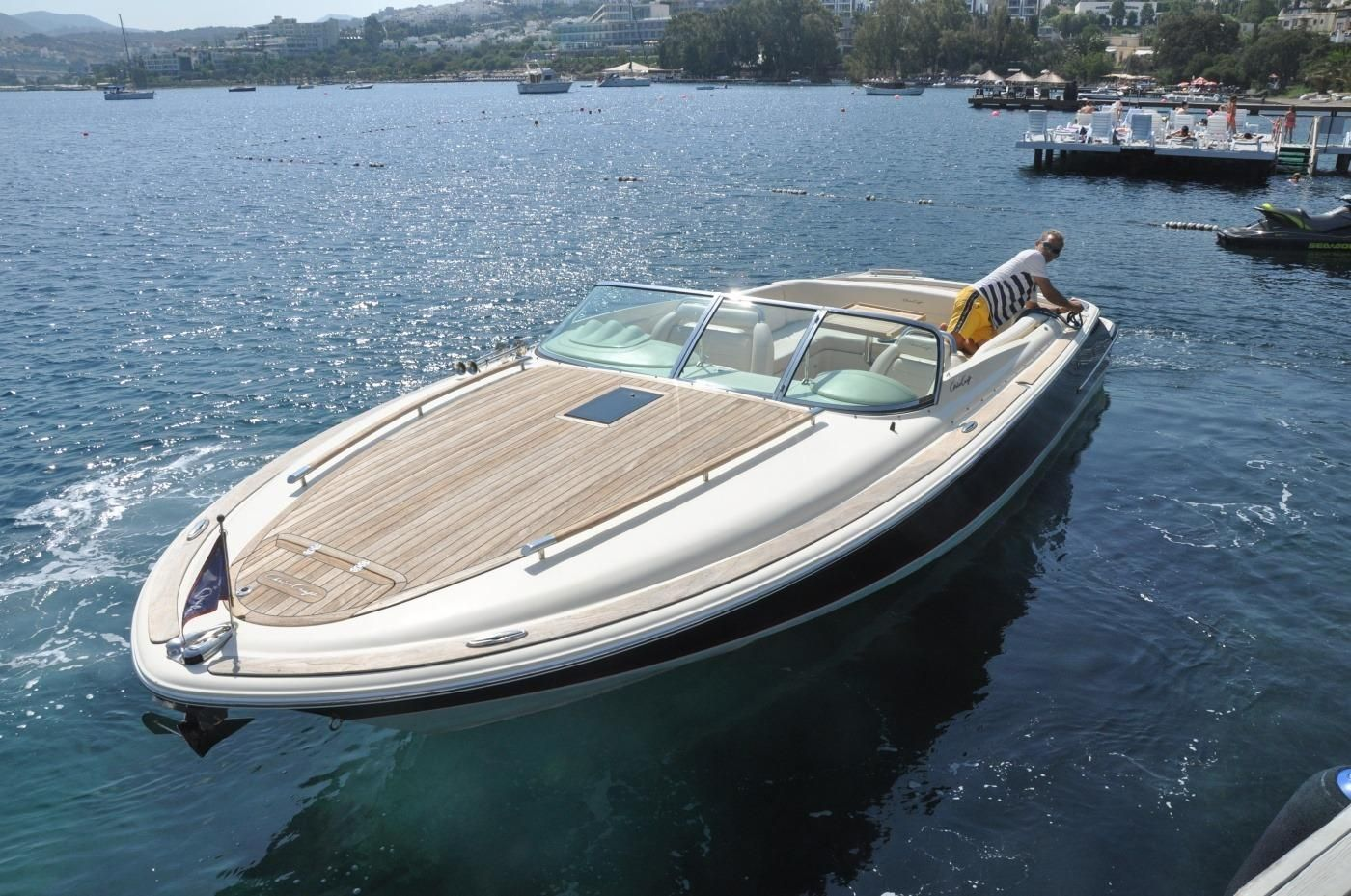 2011 Chris Craft Corsair 28 Power Boat For Sale Www