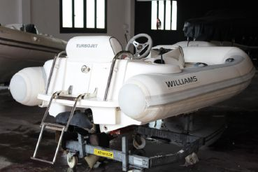 2009 Williams Jet Tenders 285 Turbo