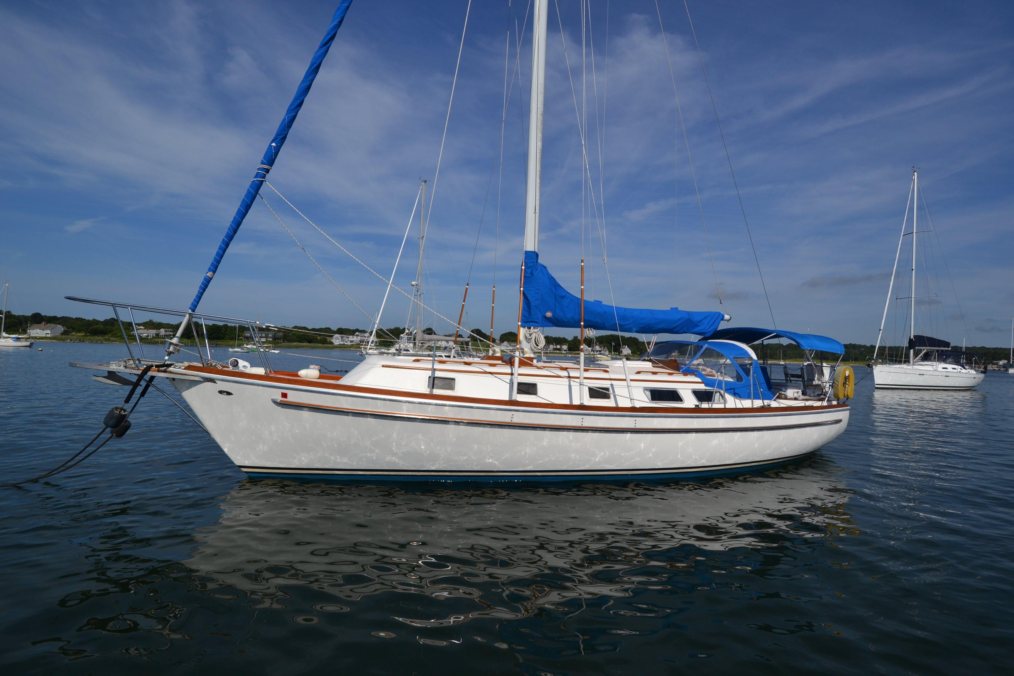 Stonington (CT) United States  City new picture : 1977 Gulfstar 37 Aft Cockpit Sail Boat For Sale www.yachtworld.com