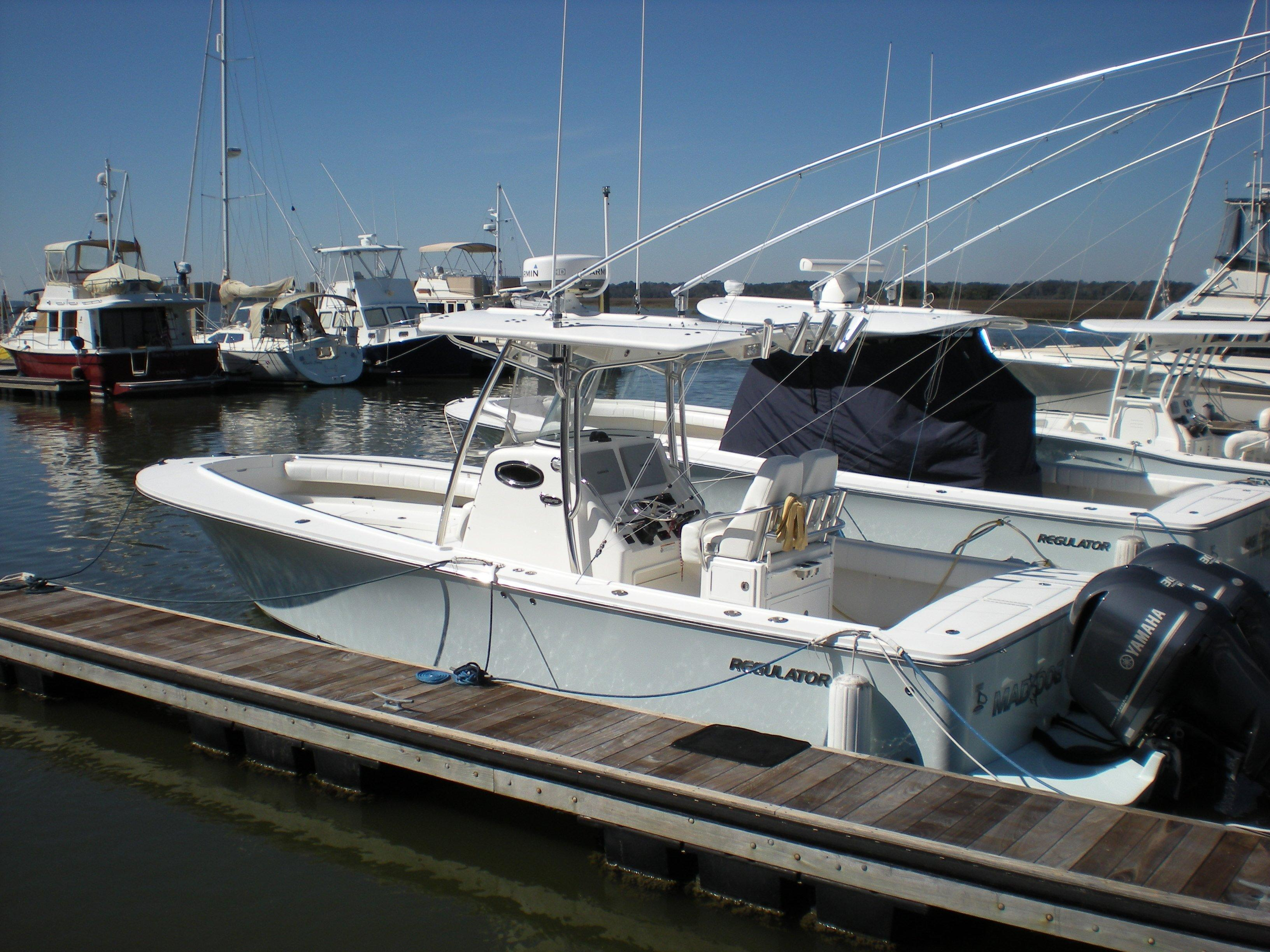 Fishing boats for sale in charleston sc used boats on for Fishing boats for sale by owner