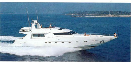 1996 Alfamarine 90'