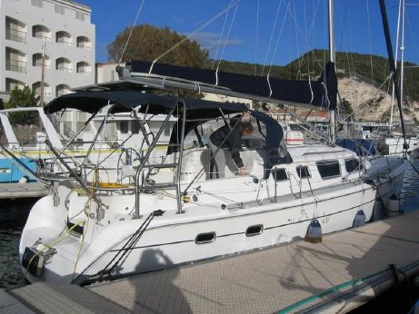 2003 Hunter 426 Deck Saloon