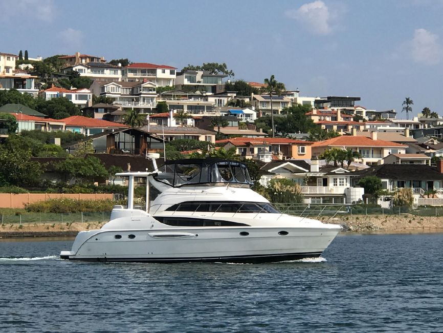 Meridian 459 yacht for sale