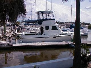 1995 Sportfish (bertram, Hatteras, Viking) 40