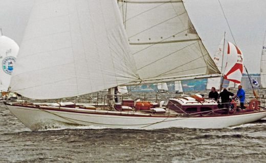 1964 Sparkman & Stephens One off Sloop