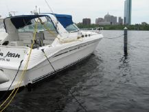 1996 Sea Ray 400 EC