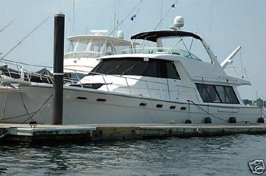 1997 Bayliner 4788 Pilothouse