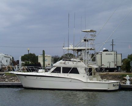 1984 Hatteras Sport Fisherman