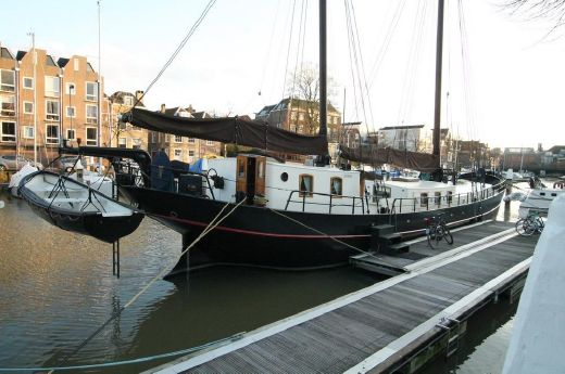 2008 Barge Clipper, live aboard