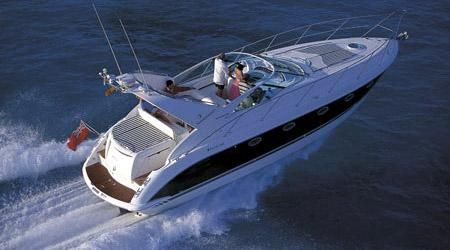 2006 Fairline 40 Targa