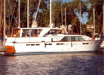 1969 Chris-Craft Constellation