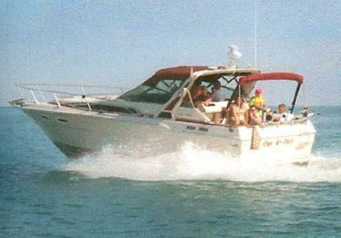 1988 Sea Ray 300 Sundancer w/ trailer