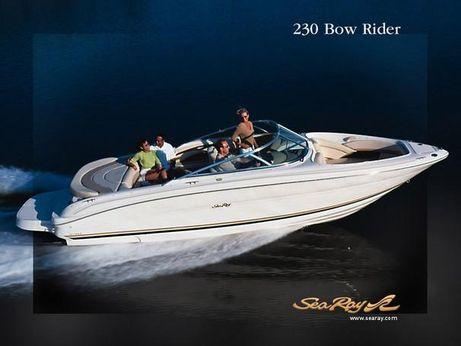 2002 Sea Ray 230 Bow Rider