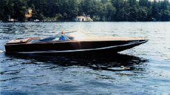 1992 Hacker Meredith-Hacker Custom Built Runabout Classic