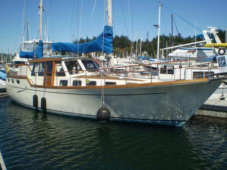 1983 Nauticat 44 Ketch