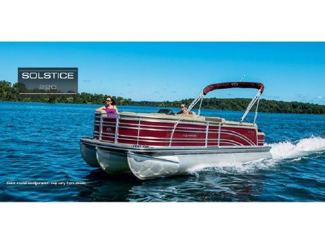 2016 Harris Flotebote Solstice 220
