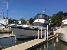 1975 Gulfstar MKII sundeck Trawler