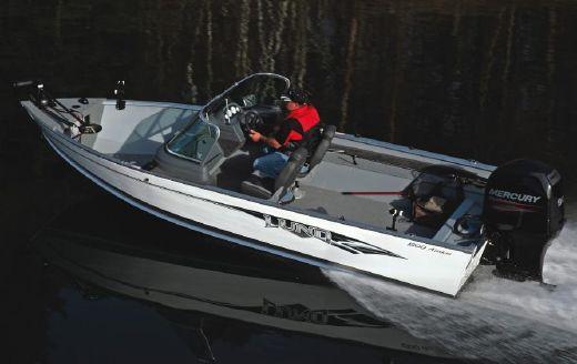 2018 Lund 1800 Alaskan SS