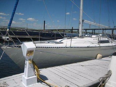 1985 C&C Fiberglass 41