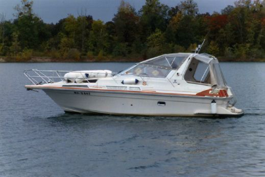 1990 Fjord 900 Dolphin
