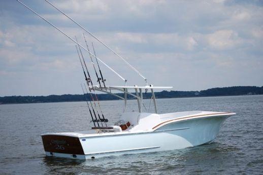 2017 Composite Yacht Composite 26' CC Open