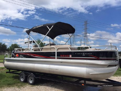 2014 Sun Tracker Fishin' Barge 24 DLX