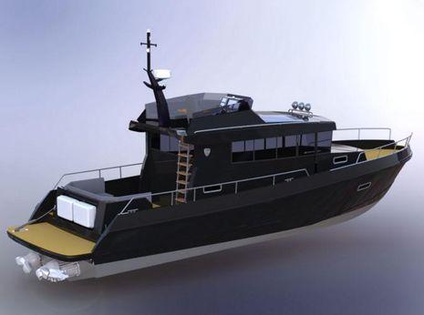 2016 Brizo Yachts 42 Fly