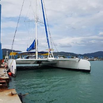 Fountaine Pajot Taiti 75 Day Charter Boat